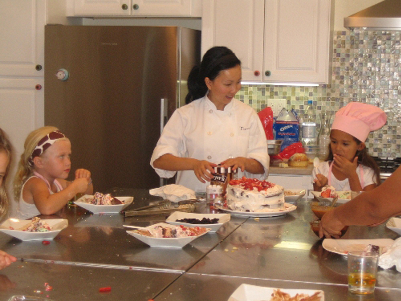 Kids cooking classes / camps
